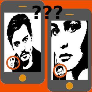 Ein Ehepaar versucht per Videotelefonat das neue Gesetz zu Familiennachzu zu verstehen.