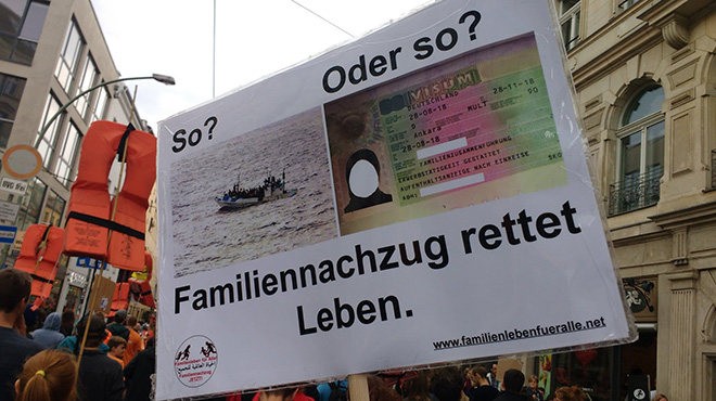 Wie die Behörden den Familiennachzug weiter verhindern
