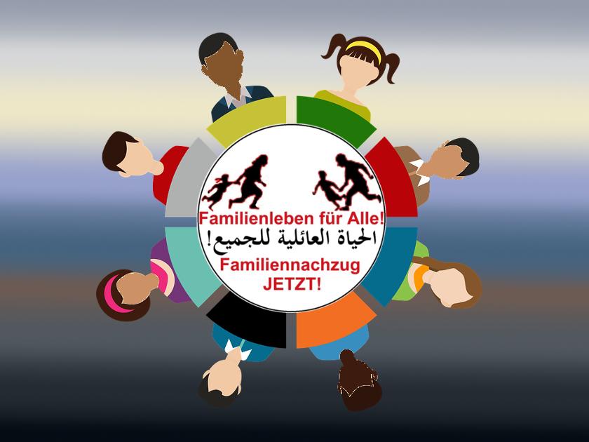 05.03.2020 Berlin: Offenes Treffen der Initiative 'Familienleben für Alle!'