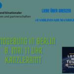 08.05.2021: Kundgebung Binationaler Paare #FamilyIsAHumanRight