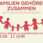 15.05.2021: Demo der Initiative Familiennachzug Eritrea
